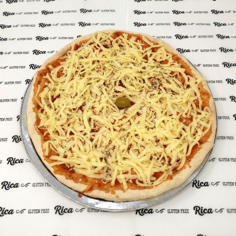Pizza margarita 500g