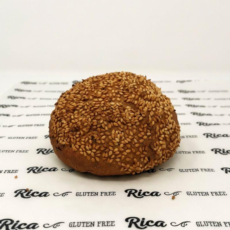 Hamburger pecivo sa sezamom 100g