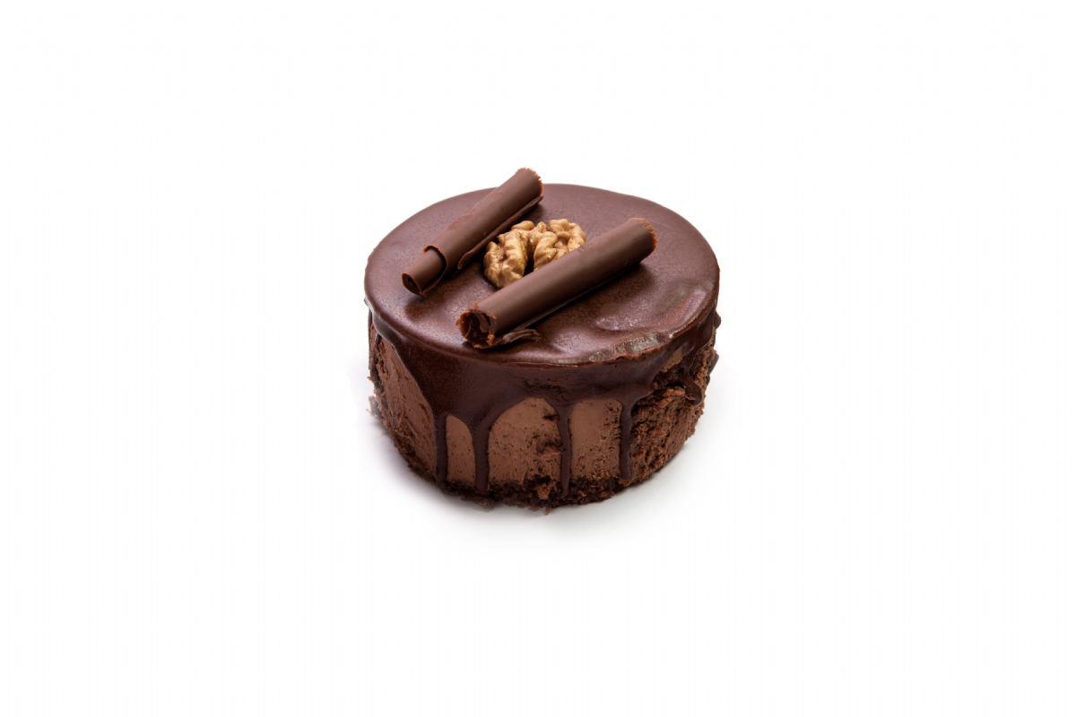 Mini torta od čokolade i oraha