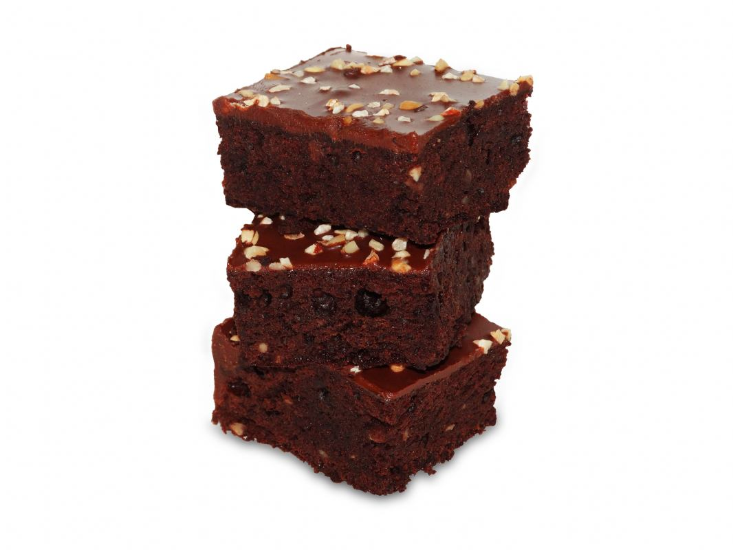 Brownie s orahom