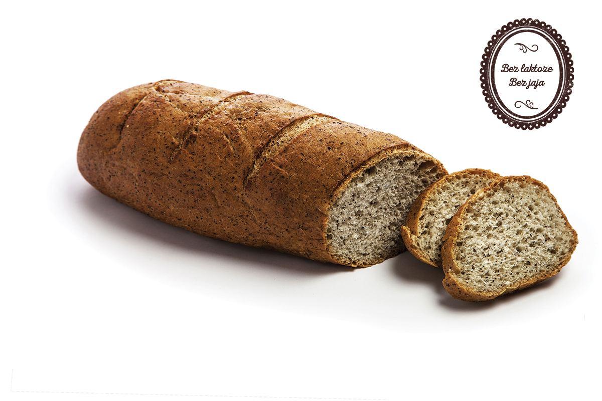 Kruh s konopljom